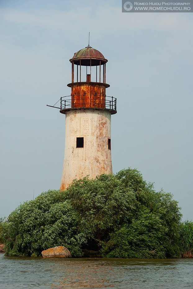 Danube Delta - Sulina Old Lighthouse