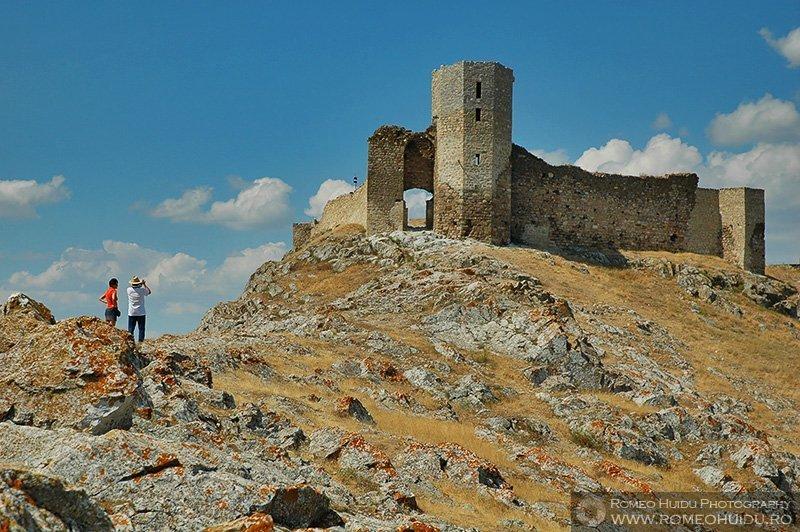 Danube Delta - Enisala Fortress