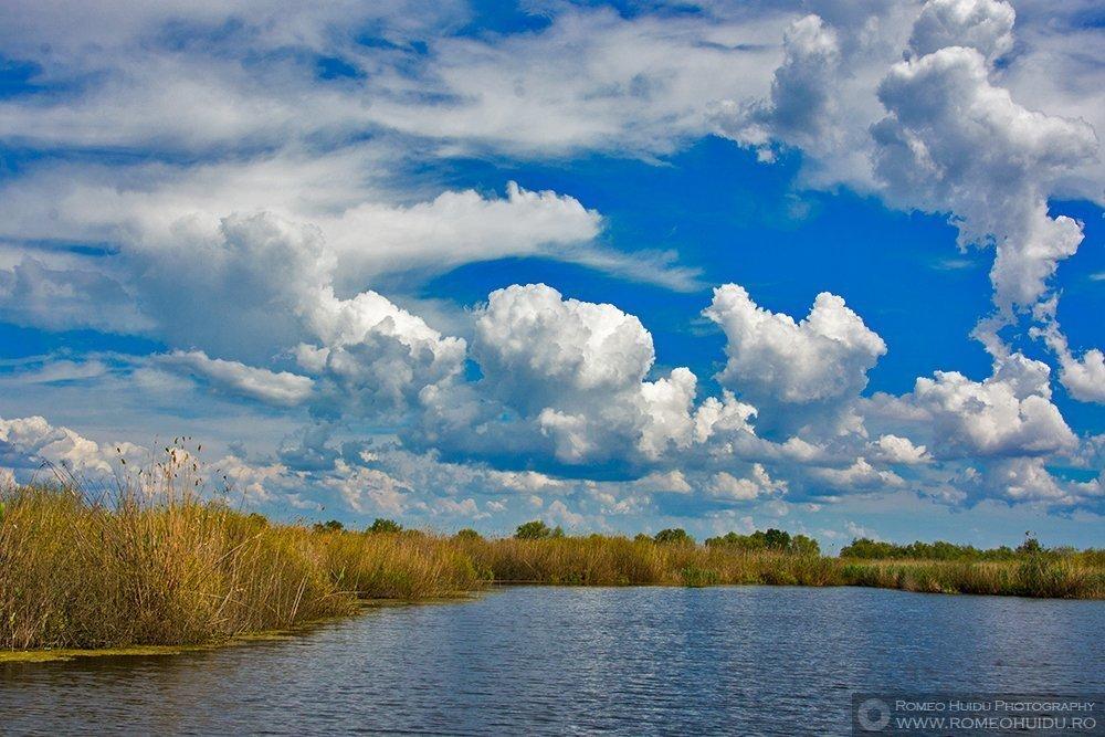 Peisaj deltaic