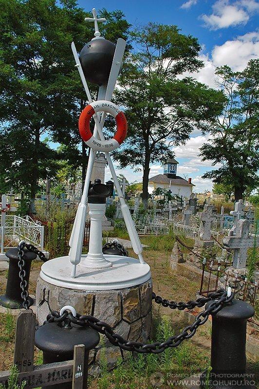 Cimitirul din Sulina