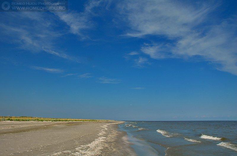 Plaja salbatica in Sfantu Gheorghe