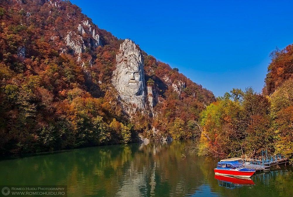 Cazanele Dunarii - Decebal